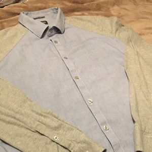 Kenneth Cole button down